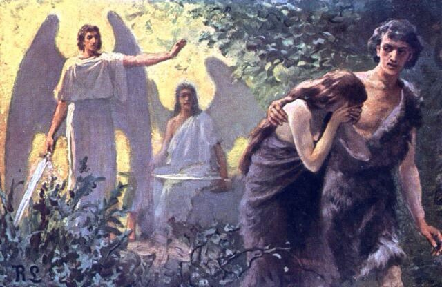 THE FALL OF MAN & MAN'S RECONCILIATION WITH GOD. (2/3)