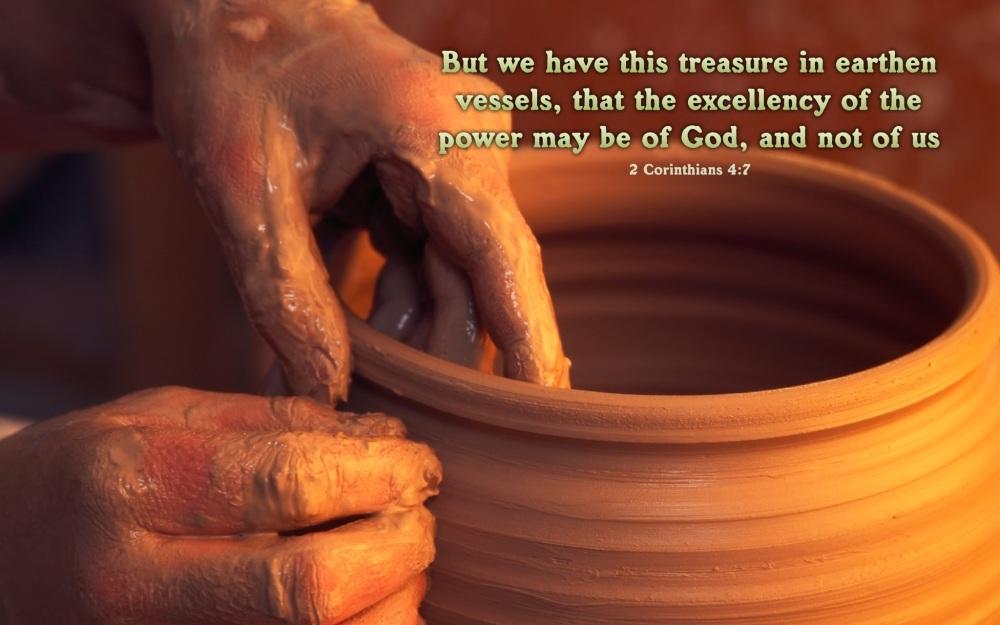 TREASURES IN EARTHEN VESSELS  PART 1: