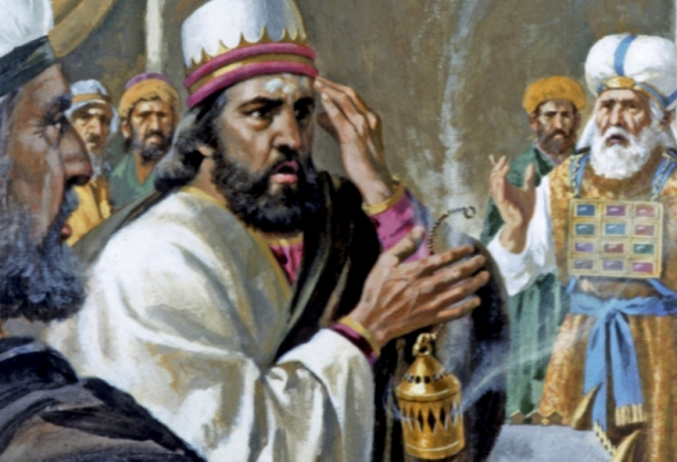 pride-led-king-uzziah-to-offer-incense-at-the-temple-by-v-gilbert-and-arlisle-f-beers-from-www-visualbiblealive-com